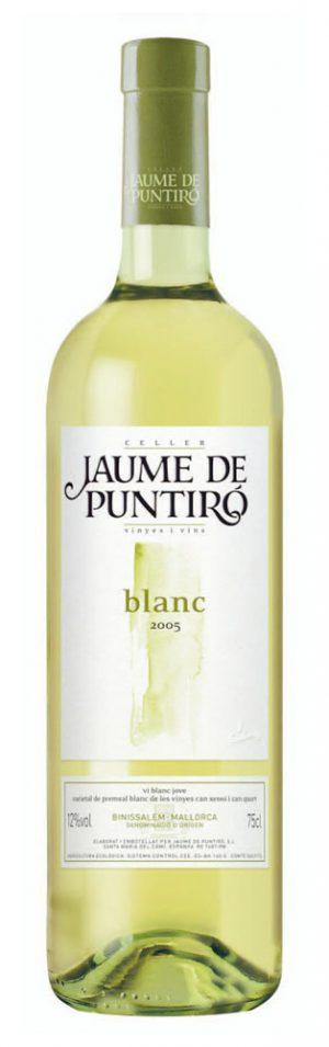 vino blanco de Mallorca